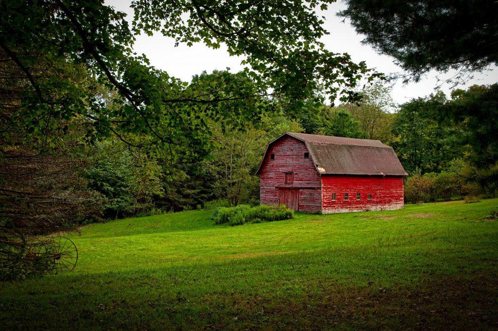 propriedade rural improdutiva